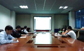 新疆独山子石化研究院压力容器分析站来我司交流