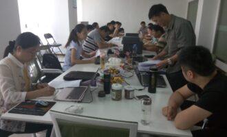 江苏中特创业 ISO9001 审核认证圆满结束
