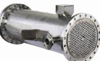 双管板换热器的设计和制造