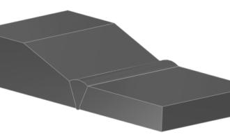不等厚对接焊缝TOFD检测技术研究