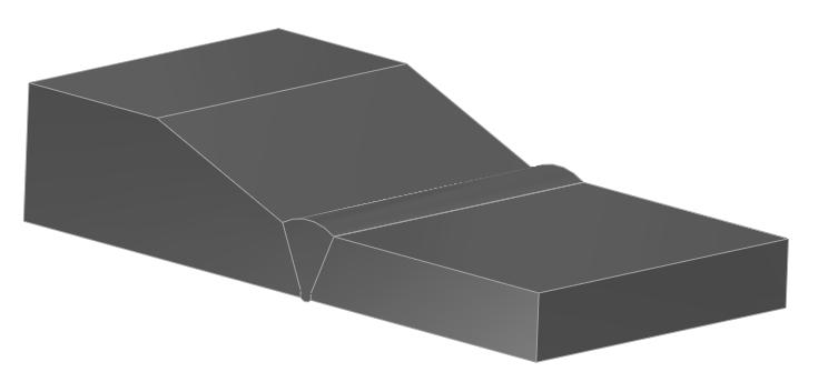 不等厚对接焊缝 TOFD 检测技术研究