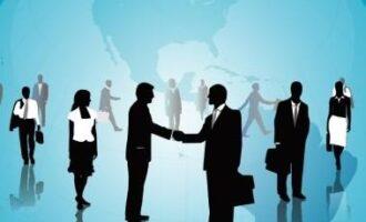 商务礼仪–企业合作的敲门砖