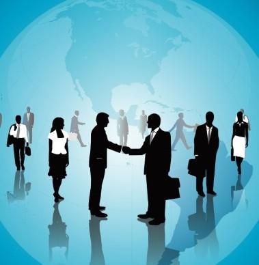 商务礼仪--企业合作的敲门砖