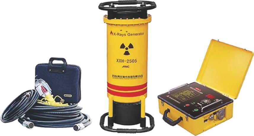 中特公司使用数字射线技术(DR)解决电力系统无损检测难题