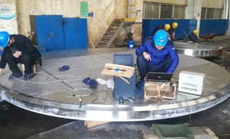 换热器管板孔的涡流检测