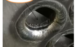 非焊缝缺陷在底片上影像的甄别