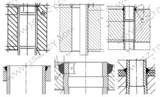 特殊规格结构的管子管板角焊缝检测
