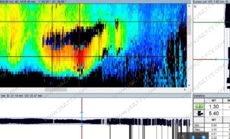 旋转超声检测典型信号分析案例